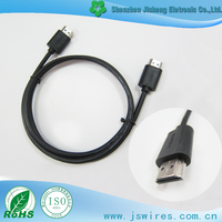 Long Length Ultra Slim Redmere cable 1.4v 3D and 1080P For PS2,DVD TV
