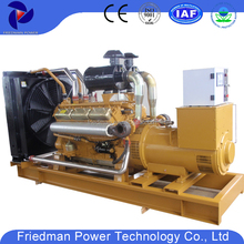 150KVA / 120kw diesel turbine generator with ISO approved