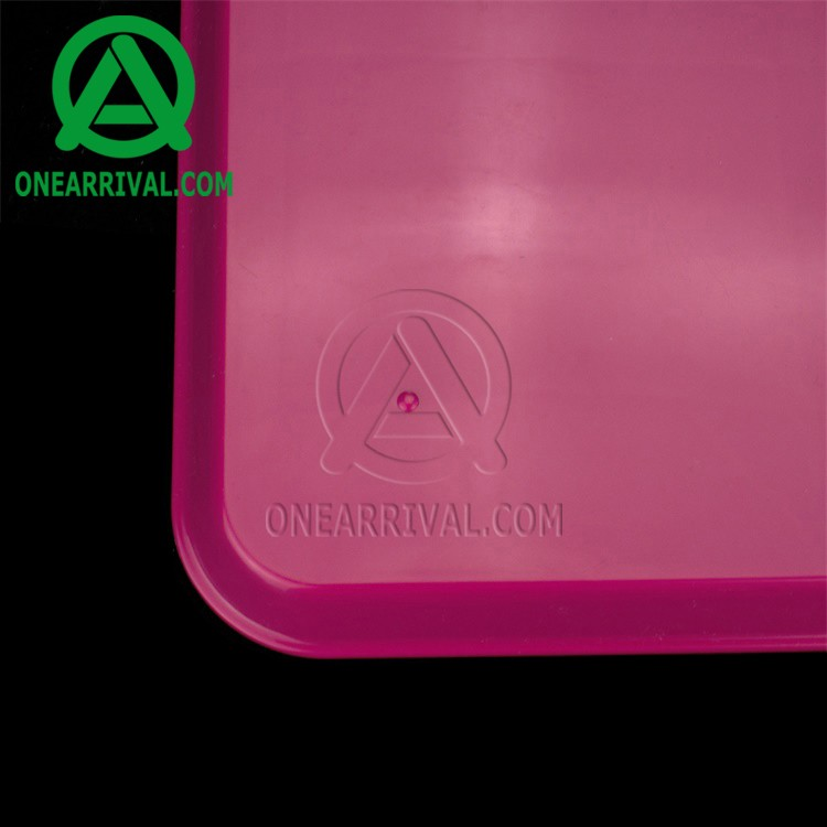 Verified avaiability for OEM ODM high quality autoclavable dental tray flat
