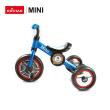 RASTAR MINI licensed 3 wheel children car lovely latest style baby bicycle