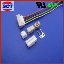JST GH pitch 1.25mm wiring harness connector komatsu electronics