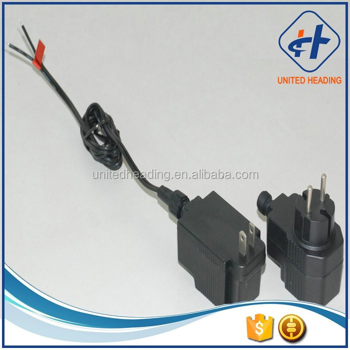 9V 12V 24V IP44 IP68 outdoor ac power transformer