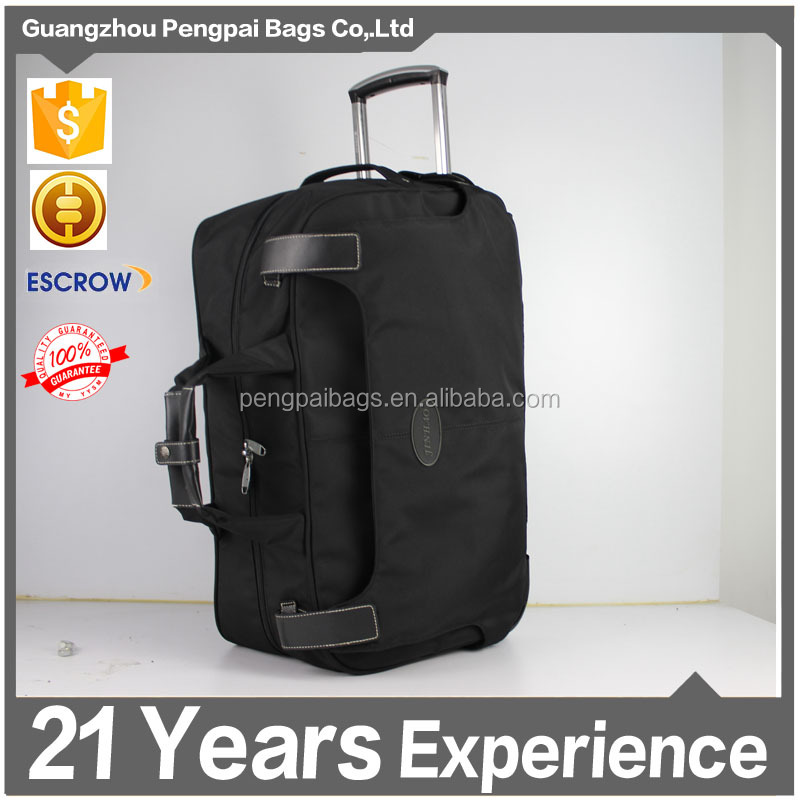 new design nylon luggage school trolley bags for boys school bag backpack quality luggage