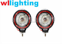 55W Hid Off Road Driving Light 4x4 ATV Hid Working Lamp SUV 4WD 12V 24V