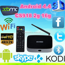 Cs918 Updated To Allwinner A31S Quad Core 2G 16G Android 4.2 Google Tv Box Media Player Android Tv Stick Quad Core