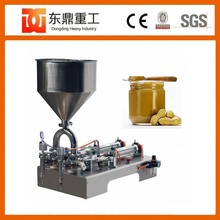 Stainless steel potato mashed filling machine small tomato paste packing machine