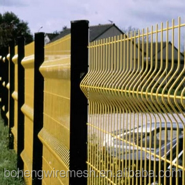 Y Type Welded Wire Mesh Fence