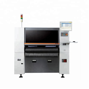 High Precision Circuit Board Making Machine SAMSUNG Automatic Pick and Place Machine SM481 Plus