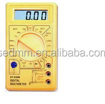 hot sale 1999 counts manual range DT-830B digital multimeter