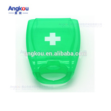 New world online shopping plastic travel first aid kit colorful first aid kit