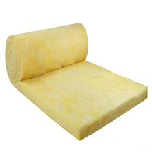 JDWOOL yellow basalt glass wool blanket fireproof insulation