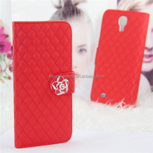 Stand wallet leather case for samsung galaxy mega 6.3 i9200