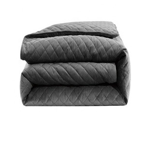 Minky Reliable Chinese Manufacture Make Your Own Weighted Stress Blanket Sale Washable Weighted Blanket
