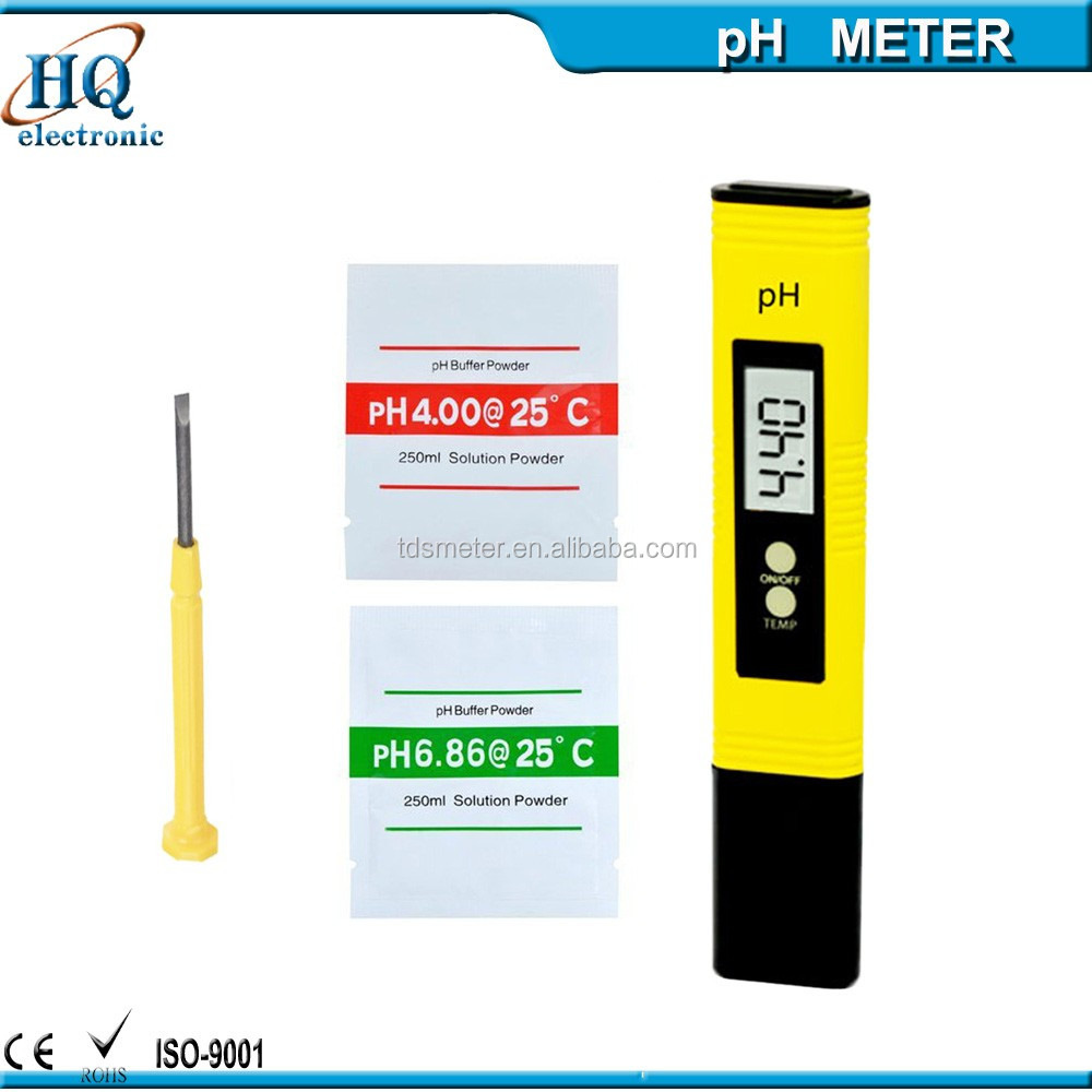 cheap good quality pH meter