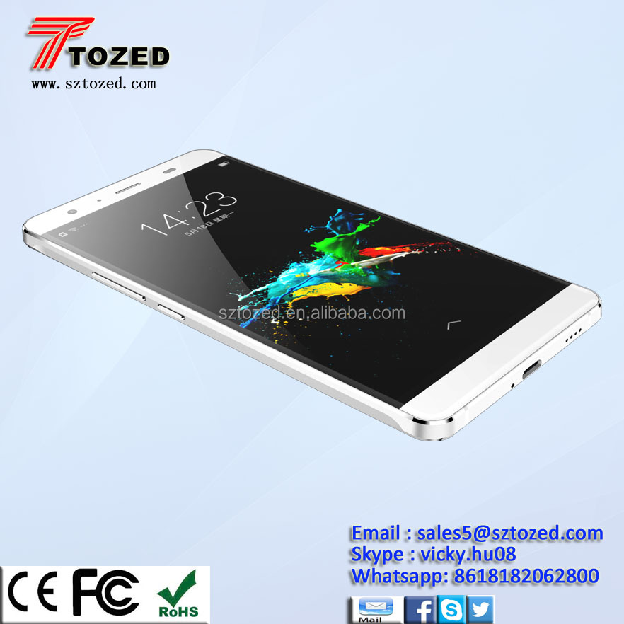 A smart phone MTK octa-core 16G ROM +2G RAM