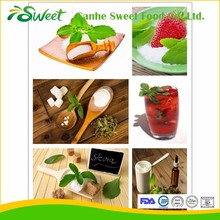 Competitive price wholesale food sweetener stevia extract powder from seeds stevia plant