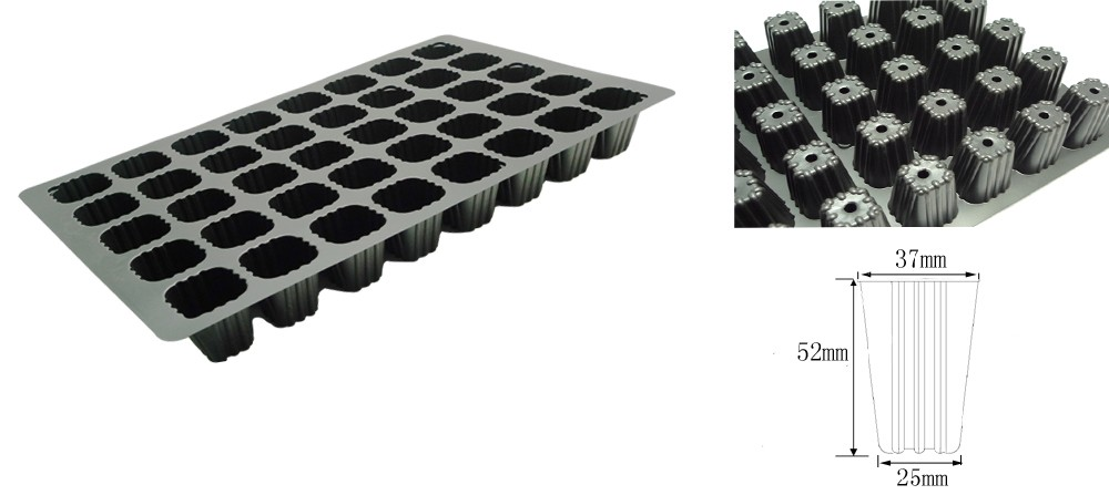 propagation(garden pot) 40 inserts planting tray