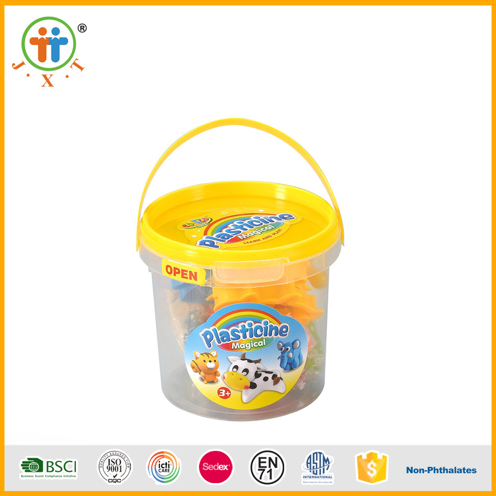 Latest craze kids gift colorful industrial plasticine putty toy for sale