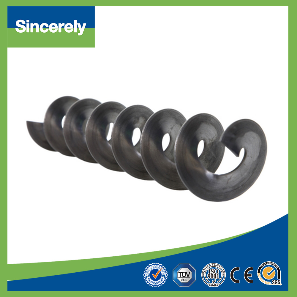Cold Rolled Helical Blade for Agriculture