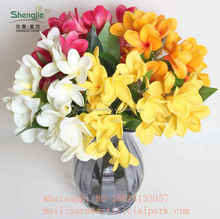 Wholesale foam Plumeria flower,making foam flowers for decoration
