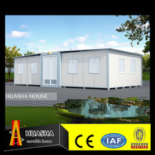 steel structure prefabricated expandable container house