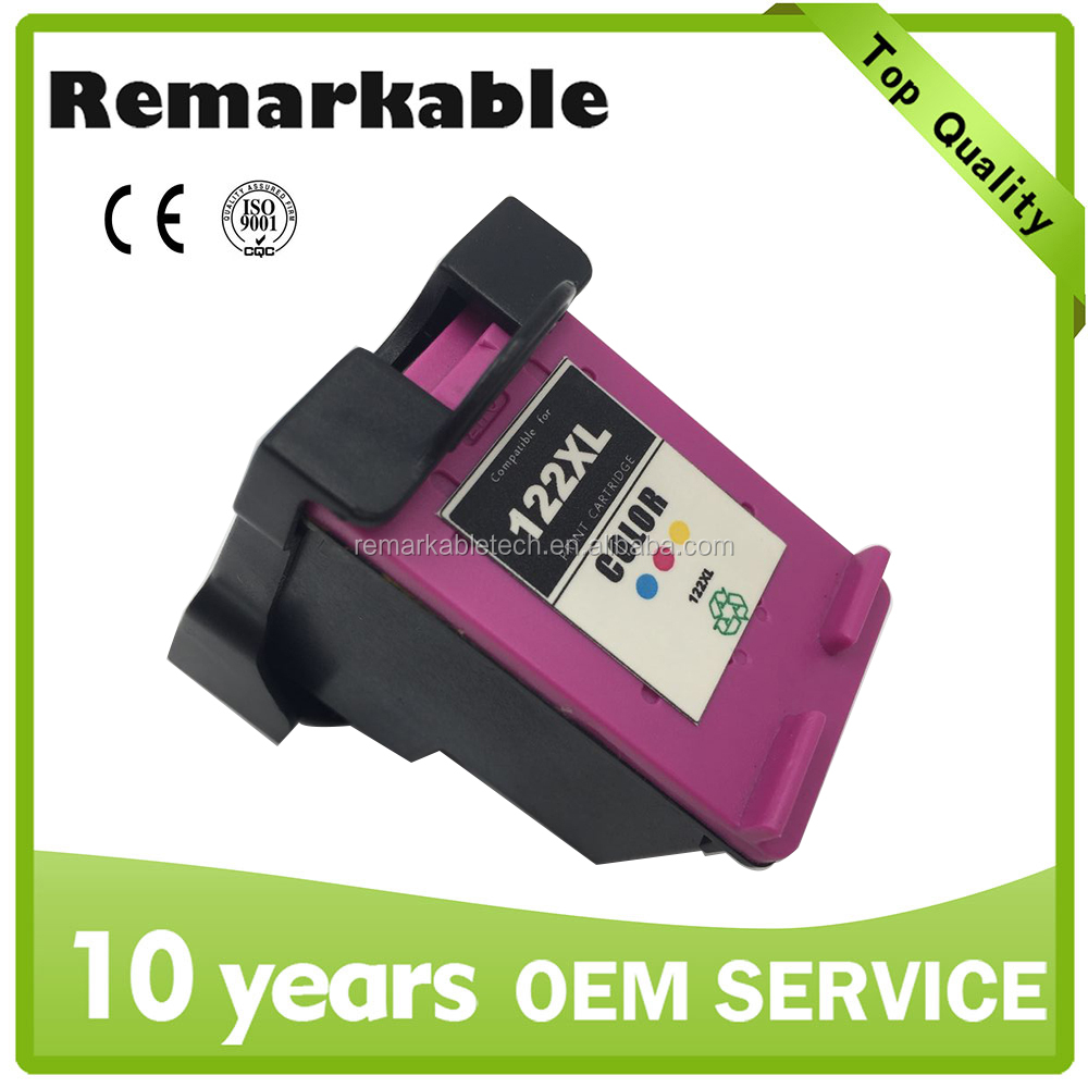 Printer ink cartridge for HP 122 Deskjet 1510 printer