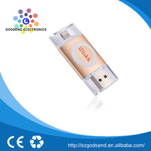 2015 hot sales promotional flash disk with high quality