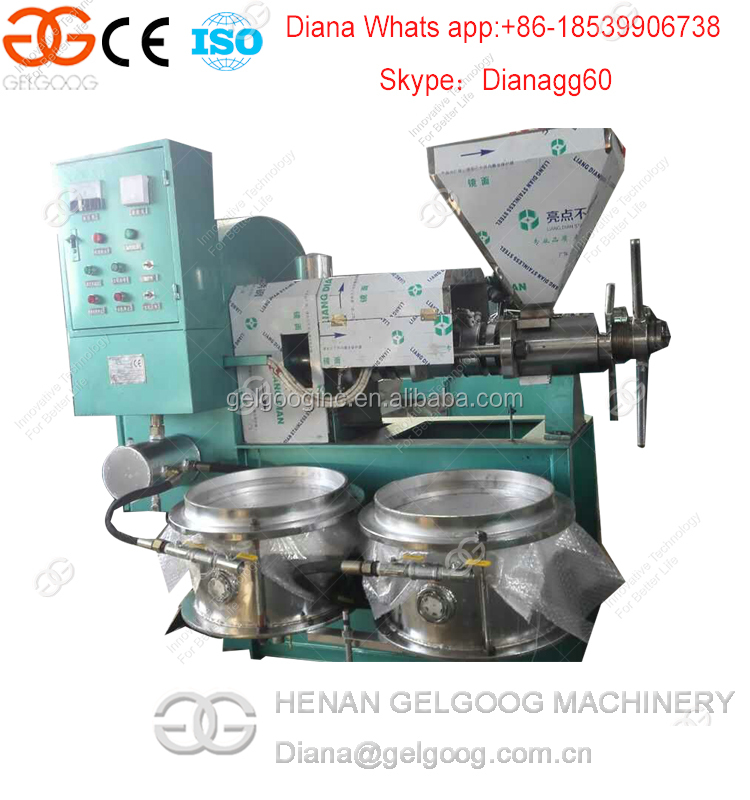 Gelgoog Machinery Palm Olive Fruit Extract Oil Machine