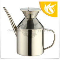 Stainless Steel Kitchen Cooking Oil Pot