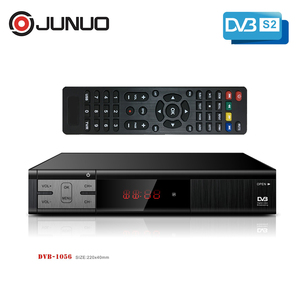 JUNUO Junuo China Manufacturer Oem Quality Full Hd Fta Digital Satellite Receiver Pakistan