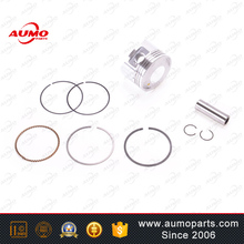 High quality Zongshen motorcycle piston and ring set Zongshen piston and ring set