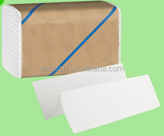 M-fold hand paper towel tissue