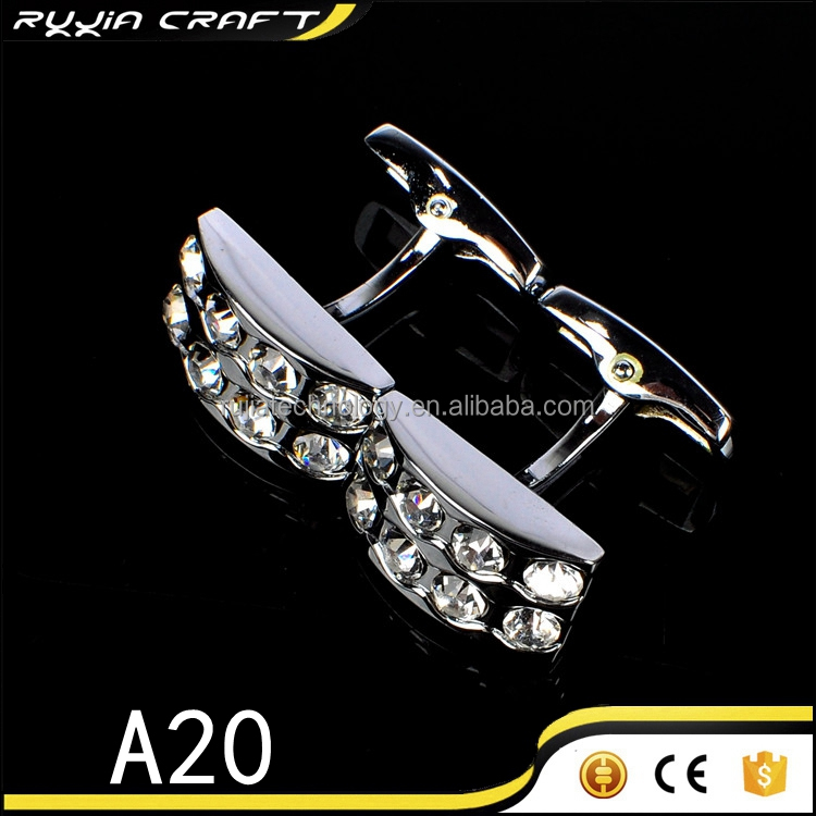 Shengzhou Supplier Men's Cufflink