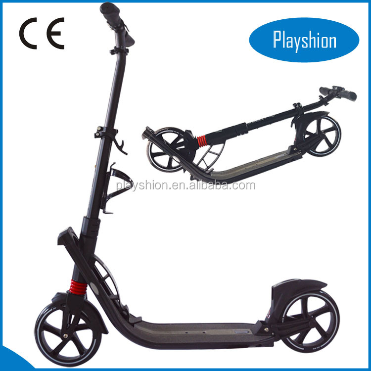 2 wheel adult kick scooter 200MM best kick scooter for adults