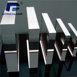 High gloss acrylic mdf boards clear acrylic sheet