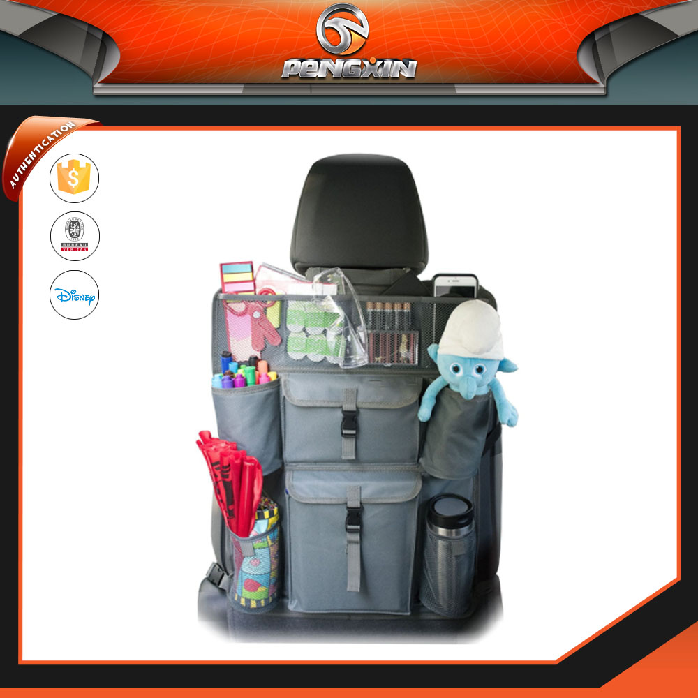 Superior Quality Heavy Backseat Car Organizer For Kids