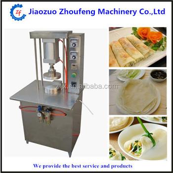 automatic tortilla making machine