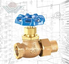 WORLD COPPER Bronze Globe Valve
