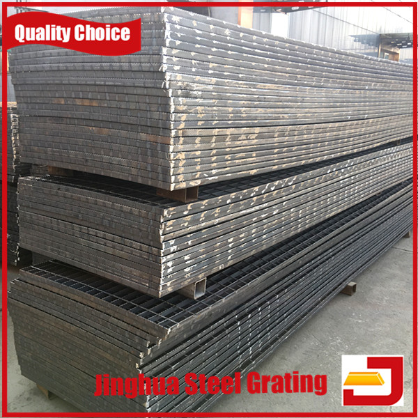 Custom Galvanised / Electro Forged Metal Mesh Grid Flooring