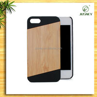 wooden cell phone case/hard back for waterproof iphone 5 case