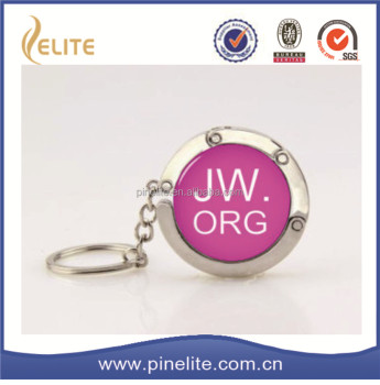 new jw.org handbang hanger,folding bag purse hook handbag hanger holder