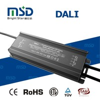 waterproof 23-33v 1200ma dali driver 40w constant current led power transformer