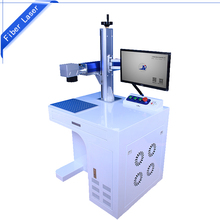 hot sale fiber optical online fly laser marking machine for production line