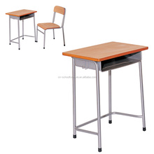L.Doctor Brand HY-0201 Old school furniture single table and chair