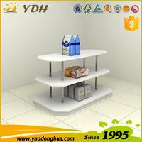 Mdf promotion display stand, underwear display stand, fruit food display S243
