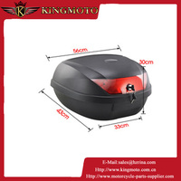 Red Motorcycle Top Case,Motorcycle Top Case With Lights Cheap Also Quality for KINGMOTO