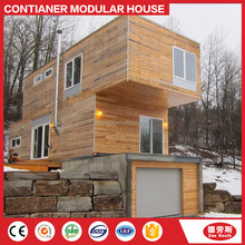 container villa/comfortable modern container villa/prefab house/prefabricated/modular homes