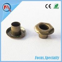 Plating Stainless Steel Eyelet For Safety Shoe
