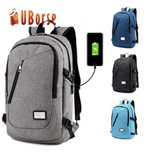 Wholesale High Quality Business Travel Computer Backpack Back Pack Custom Men Laptop Bag School USB Charging Backpack Bag