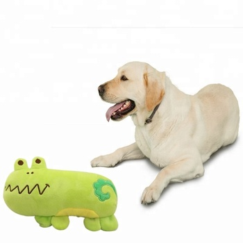 Funny Pet Toys Puppy Chew Squeaker Sound Plush Fruits Vegetables Dog Squeaky Toy